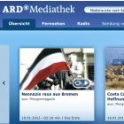 ARD und ZDF: Einigung im Streit um gelöschte Fernsehbeiträge in Sicht