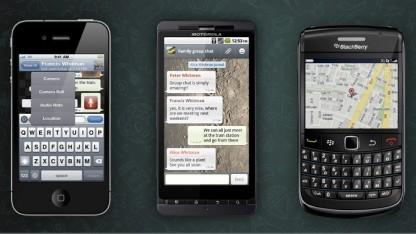 Whatsapp zurück im App Store