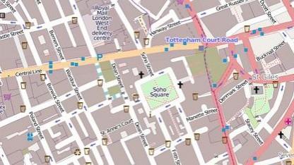 Openstreetmap: rund 20 Manipulationen