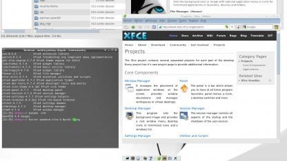 Xfce-Entwickler scherzen über Versionsnummer.