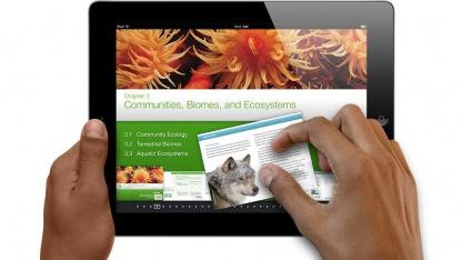 iBooks 2 für eine neue Generation von Schulbüchern