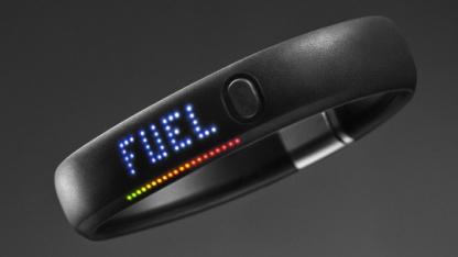 Nike+ Fuelband: Ein Band, um sie alle zu messen