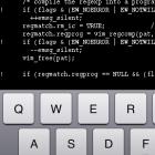 Freier Texteditor: Mit Vim auf dem iPad programmieren