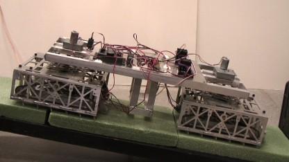 Scalybot 2: Reibung erzeugen oder vermeiden