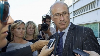 Anwalt Paul Davidson: drängt auf die Freilassung seines Mandaten Kim Schmitz
