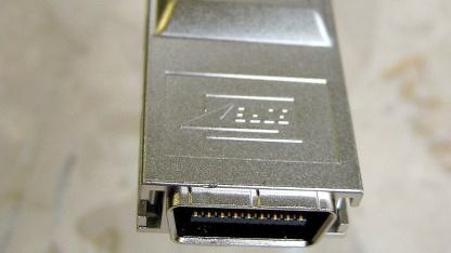 Infiniband-CX4-Cable aus dem Jahr 2007
