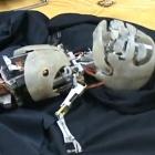 Uncanny Valley: Babyroboter sieht aus wie Terminator-Nachwuchs