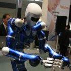 Ballspiele: Neuer Roboter Justin kann Bälle werfen