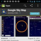 Sternenatlas: Google veröffentlicht Sourcecode von Sky Map