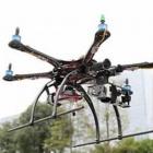 Eye3: Kameradrohne mit sechs Rotoren
