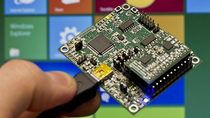 Sensorpaket für Windows 8