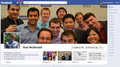 Die Facebook-Timeline löst bald die alte Wall vollständig ab.