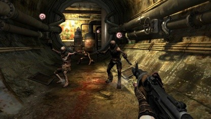 Rage HD 2.0 - Szene aus dem neuen Level 5: Aquädukt