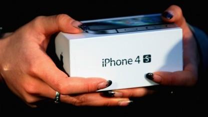Apple wird zum zweiten Mal Marktführer im Smartphonesegment.