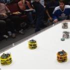 Robockey: Roboter spielen Hockey