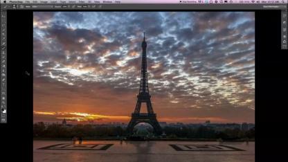 Photoshop CS6 wird dunkler