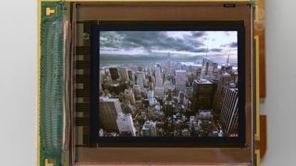 MicroOLED mit einer Auflösung von 5 Megapixeln