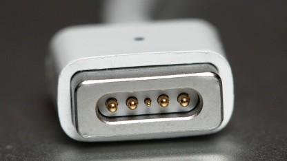 Transportiert das Magsafe-Kabel bald Daten?