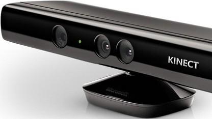 Kinect für Windows - könnte künftig auch direkt ins Notebook integriert sein