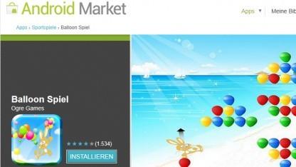 Android Anwendungen