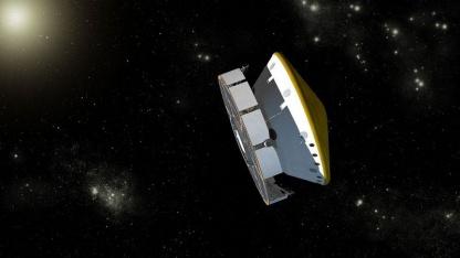 Auf dem Weg zum Mars vom Sonnensturm überrascht: Marsrover Curiosity