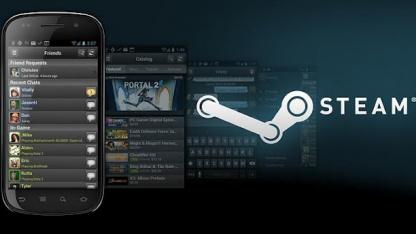 Steam Mobile für Android und iOS