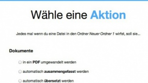 Dropboxautomator verbindet Cloud-Speicher und Arbeitsabläufe.