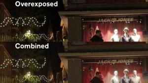 HDR-Videoaufnahme im Vergleich