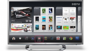 LG Smart TV mit Google TV