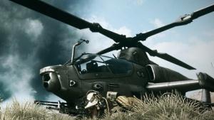 Helikopter in Battlefield 3