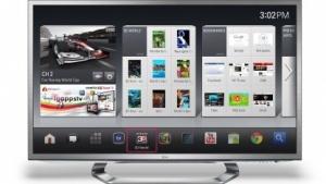 LG Smart TV mit Google TV
