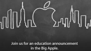 Apple plant Neues im Bildungsbereich.