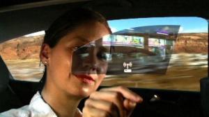 Window Of Opportunity: General Motors führt interaktives Autofenster vor