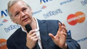 Will nicht nur Talkshows moderieren, sondern auch Politiker werden: Julian Assange.