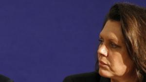 Bundesverbraucherschutzministerin Ilse Aigner