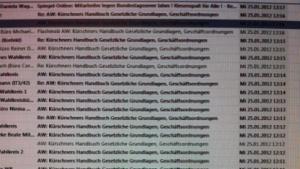 Kürschnergate: E-Mail-Lawine legt den Bundestag lahm