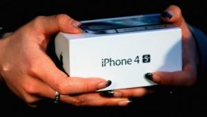 Apple rückt auf den dritten Platz im Handymarkt.