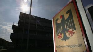 Das Bundesverfassungsgericht in Karlruhe