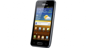 Samsung Galaxy S Advance: Android-Smartphone mit 4-Zoll-Super-Amoled-Touchscreen