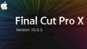 Logo von Final Cut Pro X