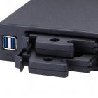 Xilence: Zwei SSDs als Fronteinschub im PC