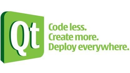 Die Entwicklungsumgebung 1.2 für Qt unterstütztz Funktionen aus Qt 4.8.