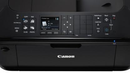 Canon hat seine MX-Multifunktionsgeräte überarbeitet.