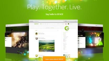 Gface.com Startseite