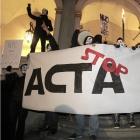 Acta: Junge Union gegen Acta und Internetsperren
