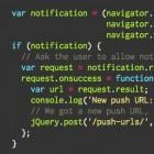 Mozilla: Push-Nachrichten fürs Web