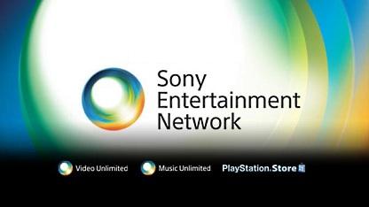 Logo Sony Entertainment Network