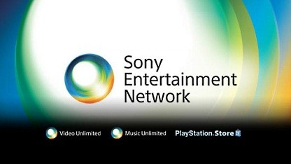 Logo Sony Entertainment Network