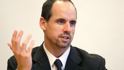 Steve Appleton im Jahr 2005