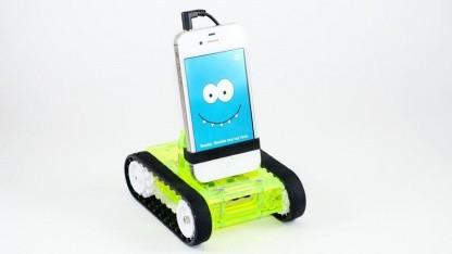 Romo: Roboter für Android und iOS
